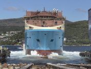 Watch: Launching Of Maersk Supply Service's AHTS – Starfish Vessel