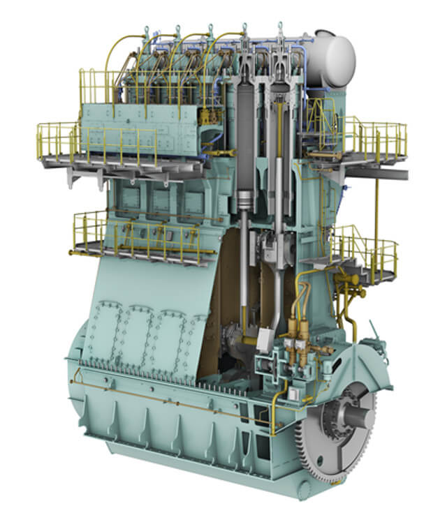 Diesel Engine And Fuel System Repair 5th Edition Download: SULZER And MAN B&W.Most Popular Marine Propulsion Engines