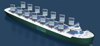 Aquarius Eco Ship Concept