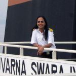 India's First Female Captain Becomes First Female To Receive IMO Award For Exceptional Bravery At Sea