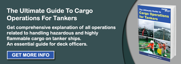 Oil Tanker Cargo Operation