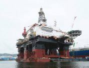 HHI Delivers World's Largest Semi-Submersible Drilling Rig