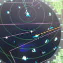 virtual aid on radar display