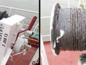 Real Life Accident: Wire Rope Breaks, Crew Members Seriously Injured