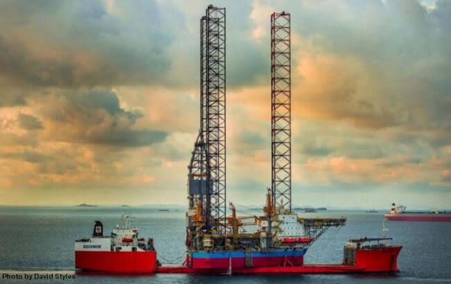 Image Credits: Maersk Drilling