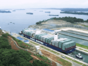 Ship Transit Through Expanded Panama Canal