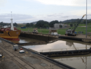 My First Journey Through The Panama Canal – 4th Engineer Describes His Experience