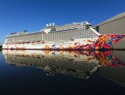 Watch: River Conveyance Of Genting Dream