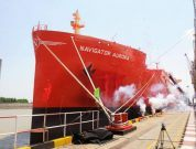 ABS Classes World's Largest LNG Powered Ethane Carrier