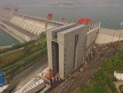 Watch : Trial Starts On The World's Largest Shiplift