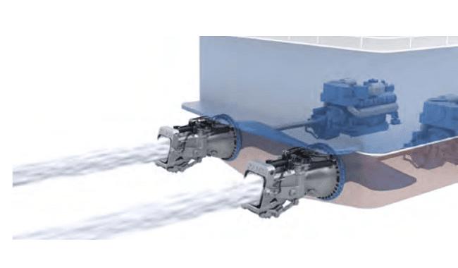 Understanding Water Jet Propulsion Working Principle Design And Advantages