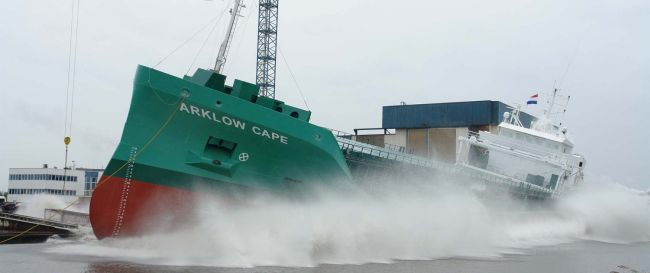 arklow-cape-launch