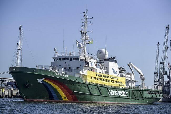 Image Credits: greenpeace.com