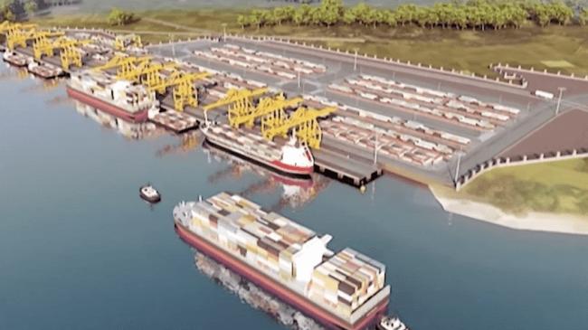 Image Credits: Kolkata Port Trust KoPT - Youtube