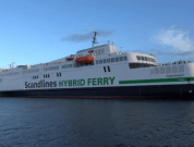 Watch: Naming Ceremony Of New Scandlines Ferry COPENHAGEN
