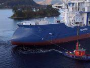 Watch: Launch Of Service Operation Vessel (SOV) 'Windea TBN'