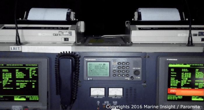 gmdss printer