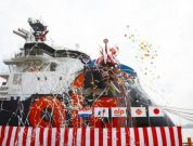 State-of-the-Art Vessel ALP Defender Officially Christened