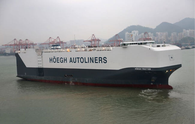hoegh-trotter