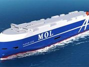 """MOL Finalizes Hull Logo Design For Next-Generation Car Carriers """"FLEXIE"""""""