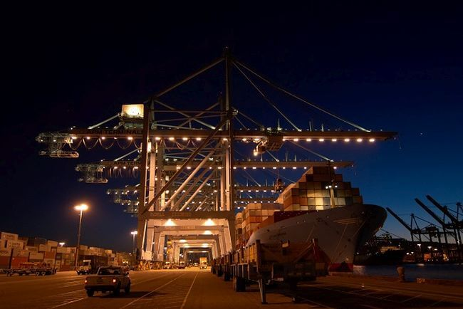 Maersk Line, Ports Of LA And Long Beach Partner To Measure