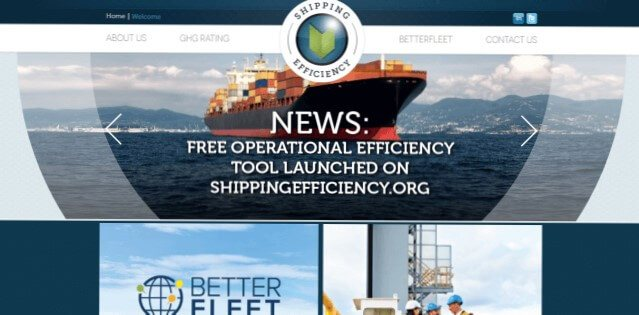 shipping-efficiency-website