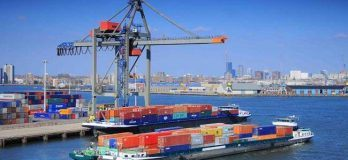'Cool Port' Barge Service Speeds Up Distribution From Rotterdam