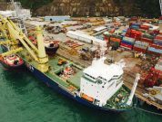Watch: Dry Mobilization Of Four 700 Metric Tonne Tug Boats
