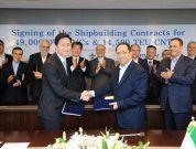 Hyundai Heavy Industries To Build Containerships and Product Carriers With IRISL