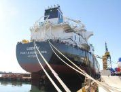 Watch: Christening Ceremony of GD NASSCO's Third ECO Class Tanker
