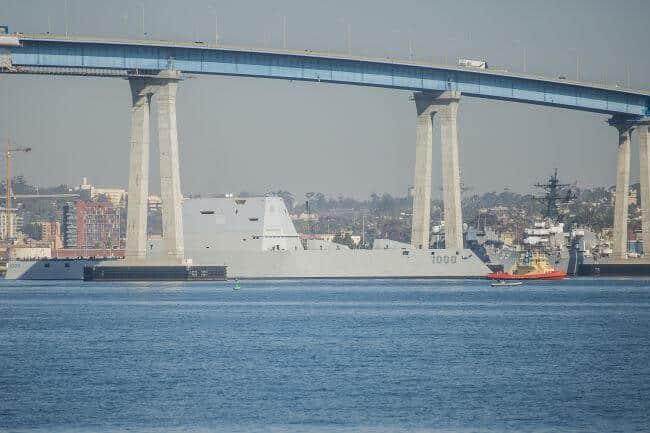 USS Zumwalt (DG 1000)