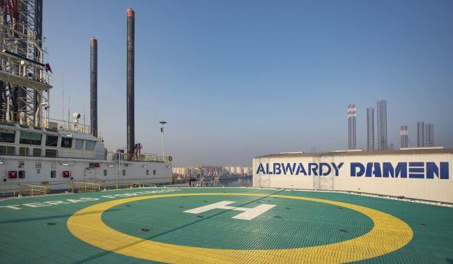 Albwardy_Damen_and_Damen_Shipyards_Sharjah