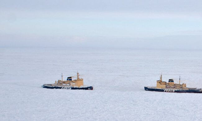 Chukotka Peninsula Arctic