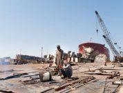 Gadani Shipbreaking, Pakistan