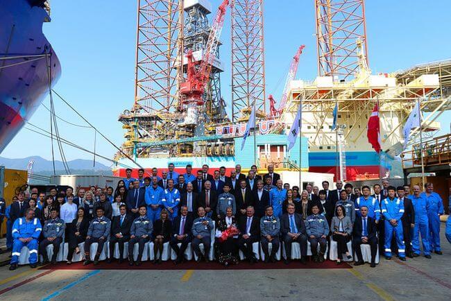 Maersk Invincible Delivered