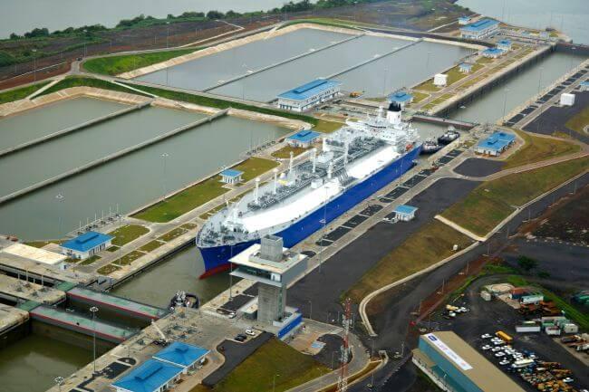 Panama Canal_Oak Spirit