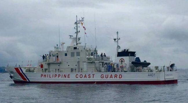 Phillipine Coast Guard