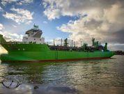 Photo_Royal IHC launches DEMEs LNGpowered TSHD SCHELDT RIVER_2