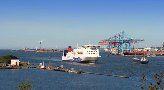 Port of gothenberg