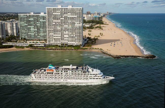 First Cruise Ship Since S Sails To Cuba From Port Everglades - Cuba cruise ship