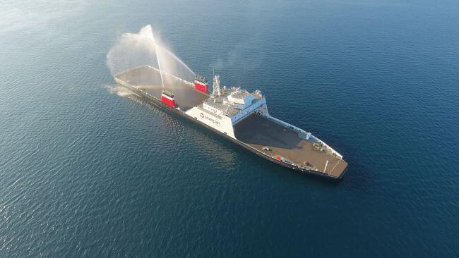 Seaspan Swift_ LNG Fuelled