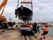 Watch: Shipping A Yacht In A Ro-Ro Vessel