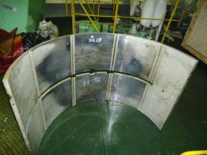 marine engine bearing