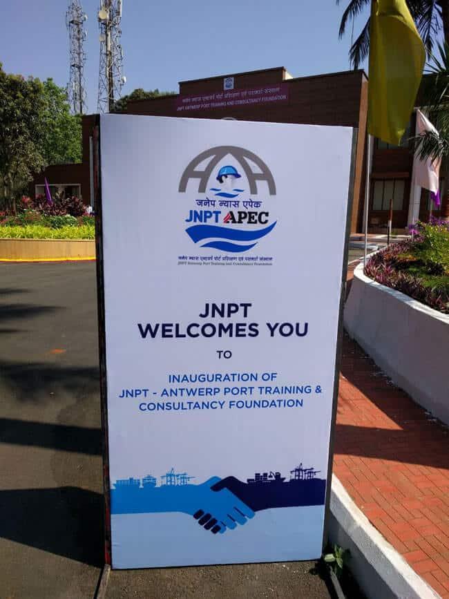 Antwerp_India_Training Center