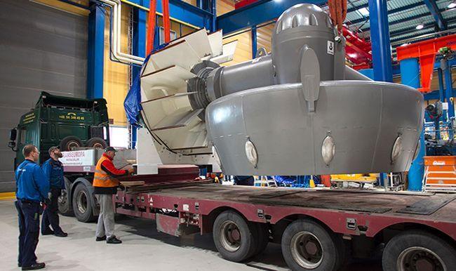 Azimuth Thruster_Damen_Rolls-Royce