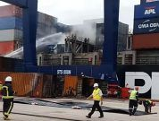 Watch: Overseas Experts Fly In To Fight Ship Blaze