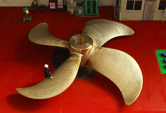 HHIs_5000th_Propeller