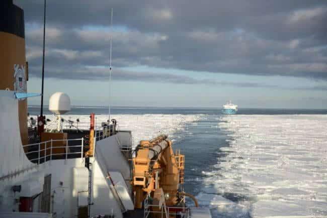 Heavy Polar Icebreaker Industry Studies
