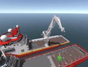 Macgregor Ship to ship transportation