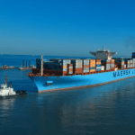 Cocaine Worth Million Dollars And Two Men Found In Container Of Maersk Vessel